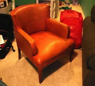 How To Dye A Leather Chair
