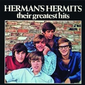 I had this record album....Herman's Hermits ~ Their Greatest Hits  included There's A Kind Of Hush and I'm Henry the 8th I Am I Am.