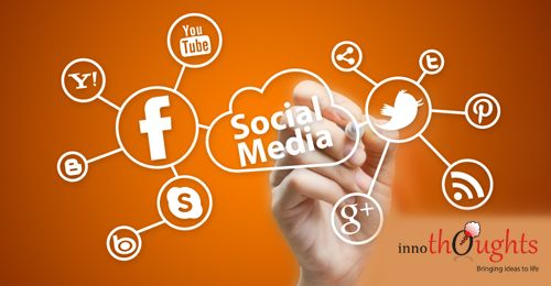 """""""Stay tuned and updated on Social Media platform !!! We help your Business grow rapidly by Social Media #Marketing strategies More followers+ Social Engagement = Increased Sales"""" http://www.innothoughts.com/social-media-marketing.html"""