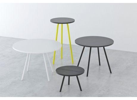 K2 Lounge // loungeborde og småborde. Design: Friis & Moltke.