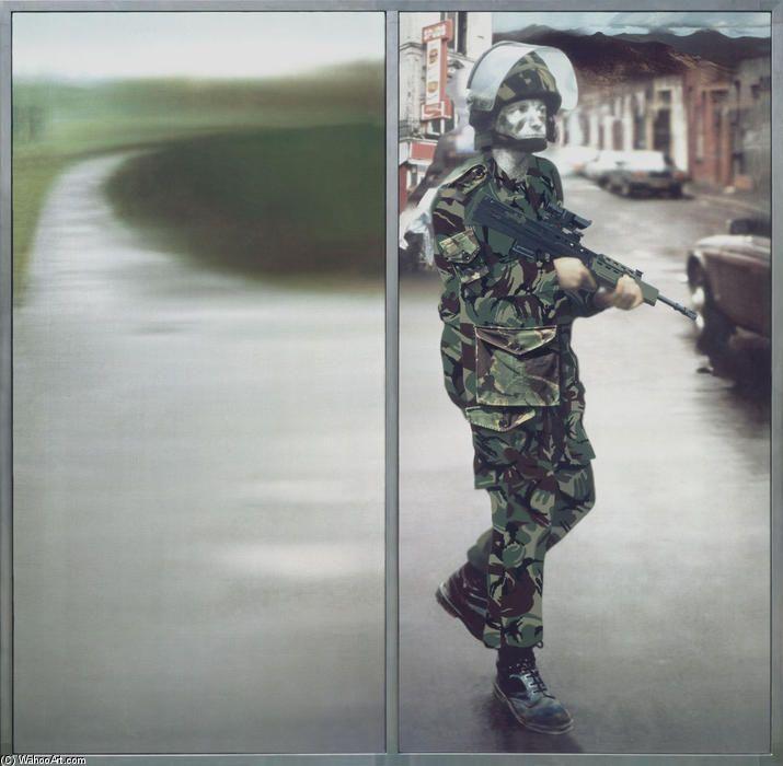 'The State', 1993 by Richard Hamilton (1922-2011, United Kingdom)