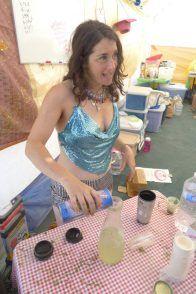 Healthy Food to Pack for Burning Man - Talya Lutzker's Blog - Santa Cruz, CA Patch