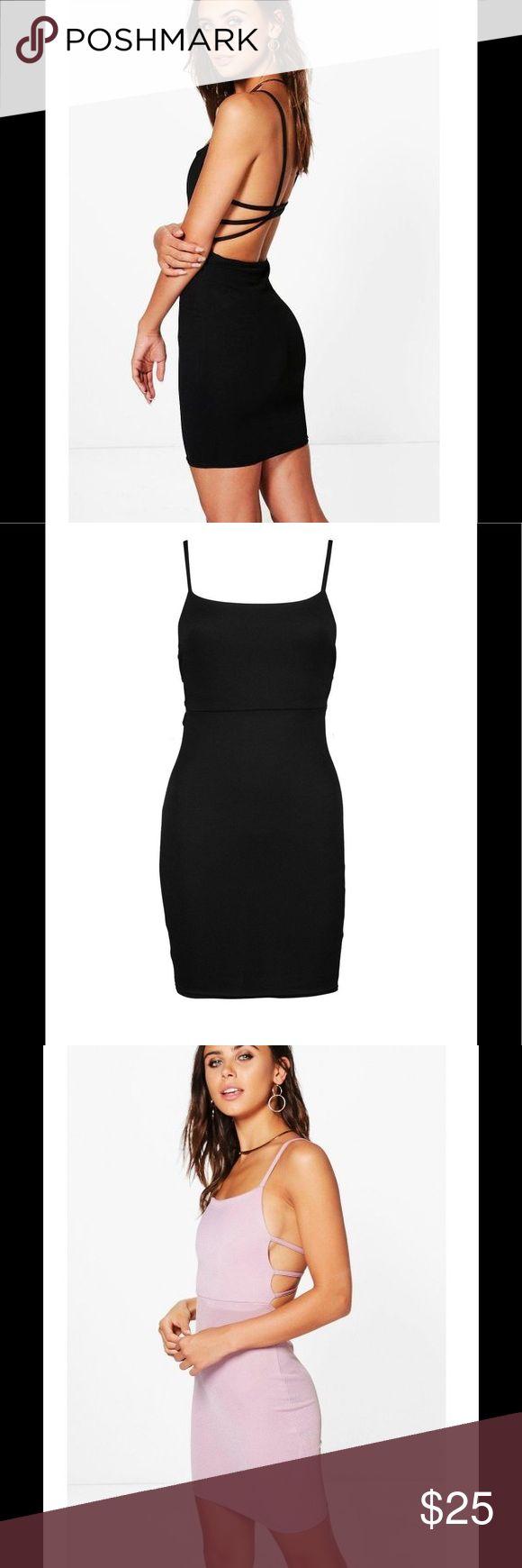 🌸COMING SOON 🌸NWT Black Petite Bodycon Dress Brand sold at Asos.com Asos Dresses Mini