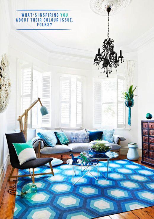 sneak peek inside out magazine april 2013 teppiche. Black Bedroom Furniture Sets. Home Design Ideas