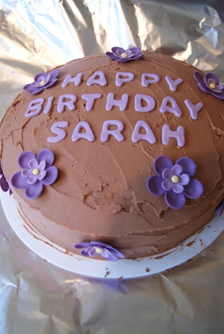 No matter what your price range you can always have a beautifully decorated cake.  This is one from our £15 range