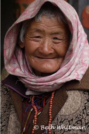 Part of the reason Bhutan is so worth a visit? The people!