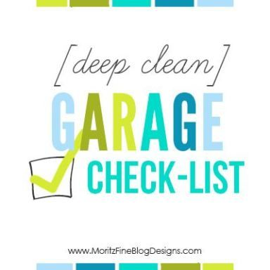 Garage Organization Ideas Organizing Tips Clutter