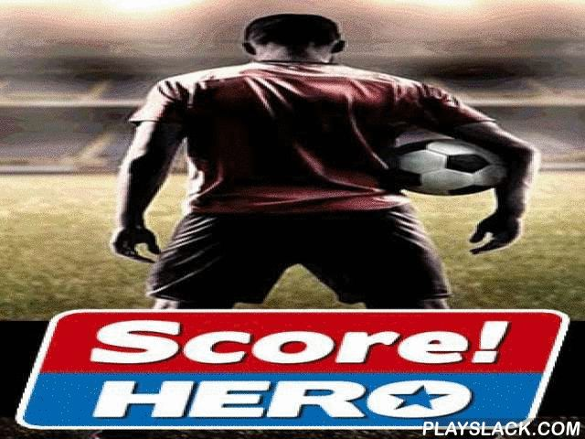 Score! Hero  Android Game - playslack.com , make an occupation in the skillful soccer. prevail championships and competitions. Ger a group of medals and other medals. In this game for Android you can create a special soccer player, selecting  impression, shape, etc. commence your occupation in a little-known club. compete against non-identical oppositions and guide your team to properity. Make assists, score goals, do area and free kicks. upgrade your abilities and evaluating . movement to…
