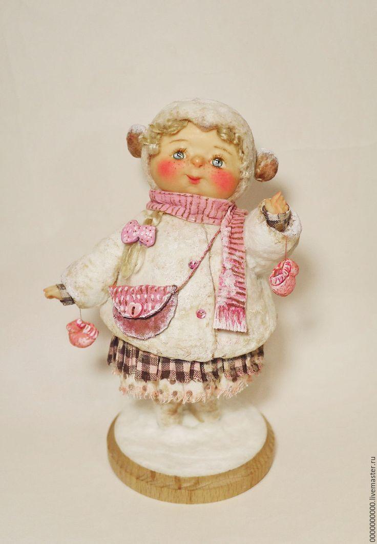 авторская кукла - авторская ручная работа, авторская кукла, авторская игрушка
