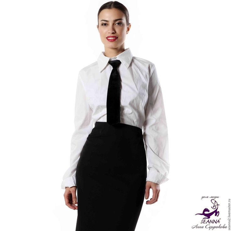 Купить Эффектный женский галстук с завязанным узлом, регулируется на любую ше - галстук, галстук женский