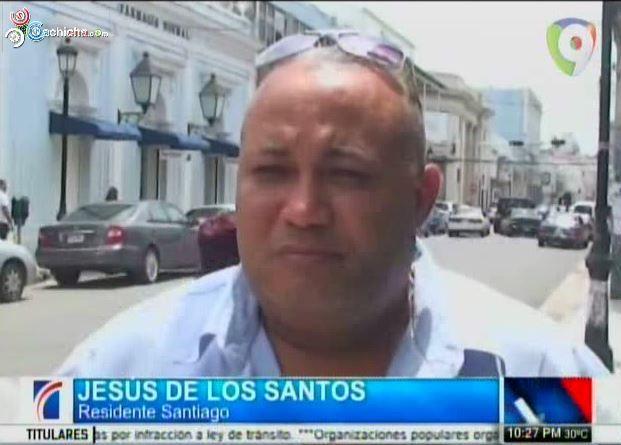 Desesperación En Santiago Por La Delincuencia #Video