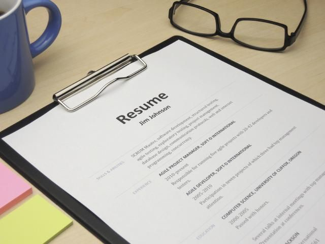 Resume and Cover Letter Examples for Job Applications