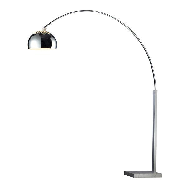 You Ll Love The Claireville 79 Quot Arched Floor Lamp At