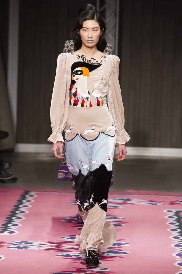 Vivetta Ready To Wear Fall Winter 2015 Milan   Ready to