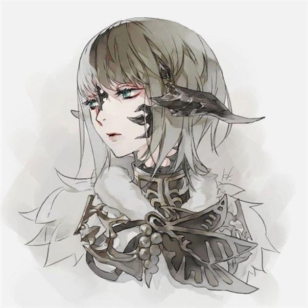 Anime Fan Art Final Fantasy Art Character Art Final Fantasy Characters
