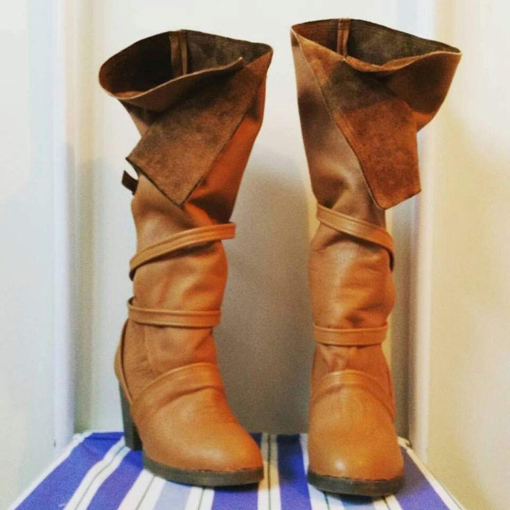 The Witcher 3; Ciri boots process photos | Cosplay Amino