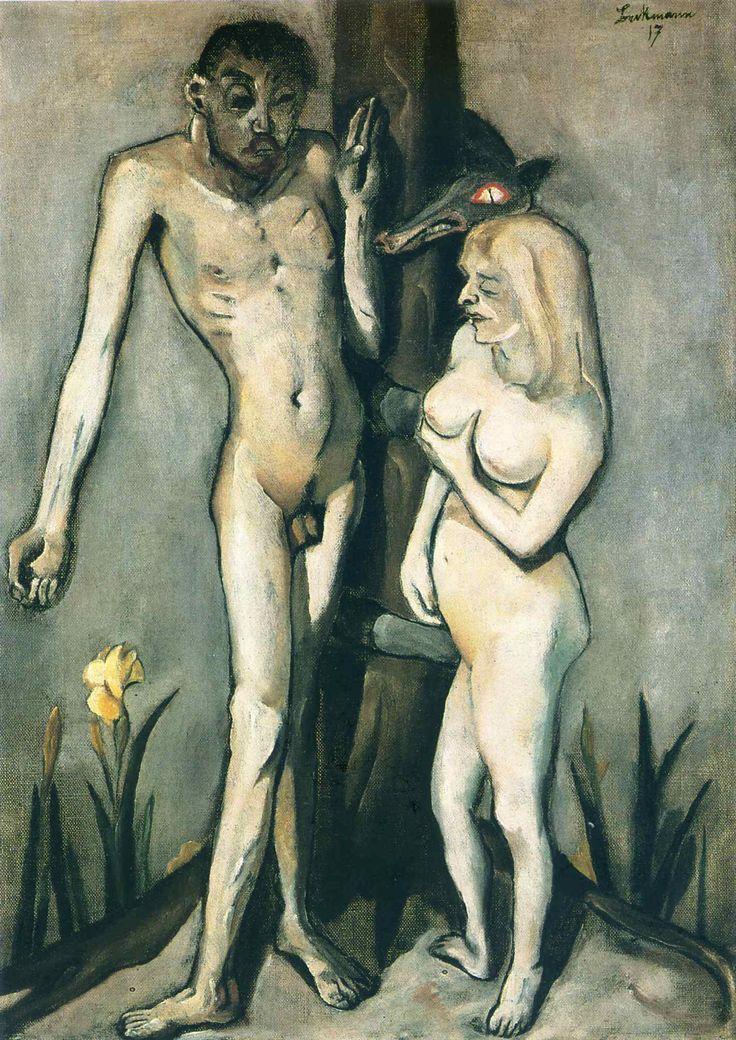 beckmann. so so dope. ( adam & Eve )