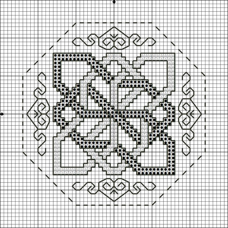 Таинственные вещицы - Mysterious knickknacks: Восьмиугольник 2 - Octagon 2