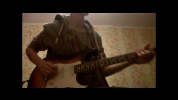 Led Zeppelin - Whole Lotta Love Guitar Cover + Solo+tabs