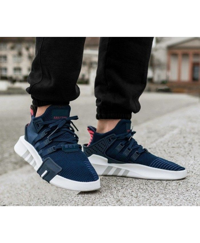 timeless design 7d2fc b6102 Adidas Equipment Bask ADV Navy White Mens Shoes Old School Vans, School  Shoes, Nike