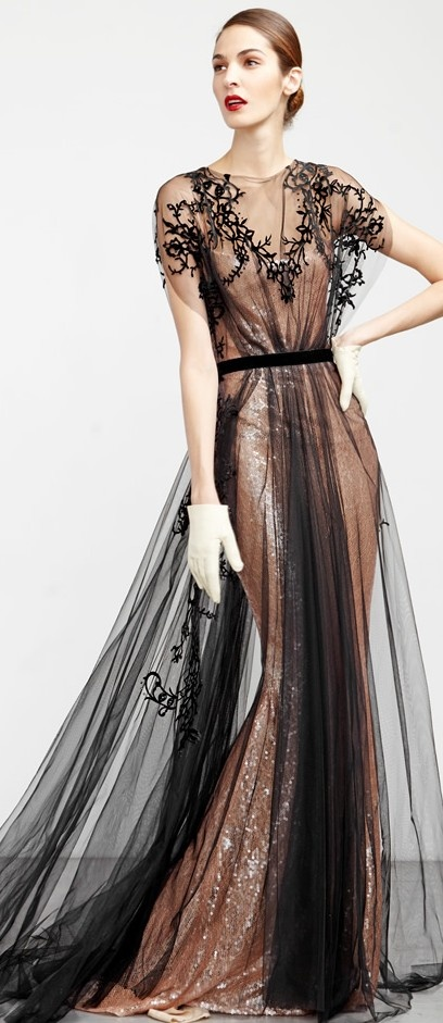 414 Best Gowns Gold Beige And Brown Images On Pinterest 1960s Fashion All Alone And All White