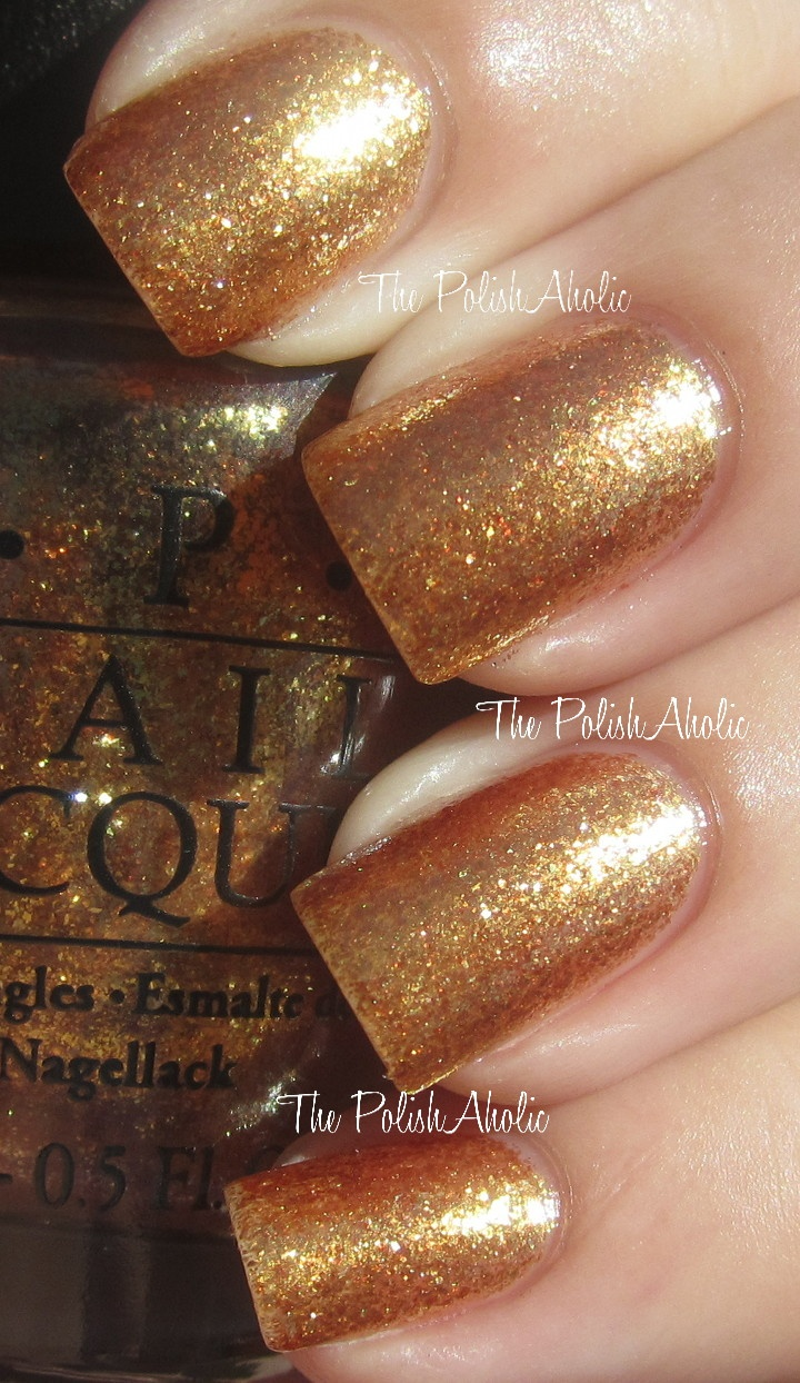 Opi Goldeneye Top 25 ideas about Col...