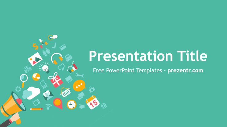 116 best powerpoint templates images on pinterest role models the free viral campaign powerpoint template has a green background with an illustration of viral campaign and digital marketing for presentations about toneelgroepblik Images