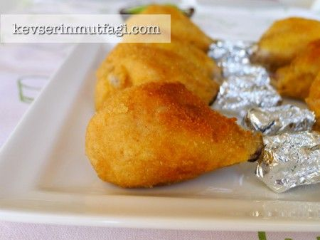 Çıtır Tavuk Baget Tarifi