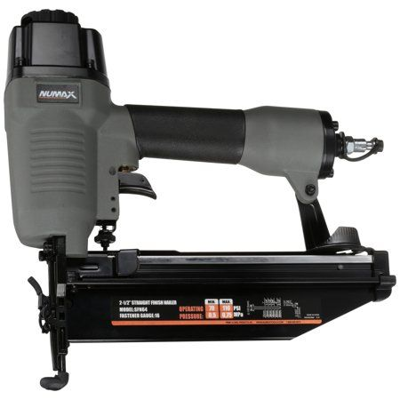 Home Improvement Finish Nailer It Is Finished Air Tools