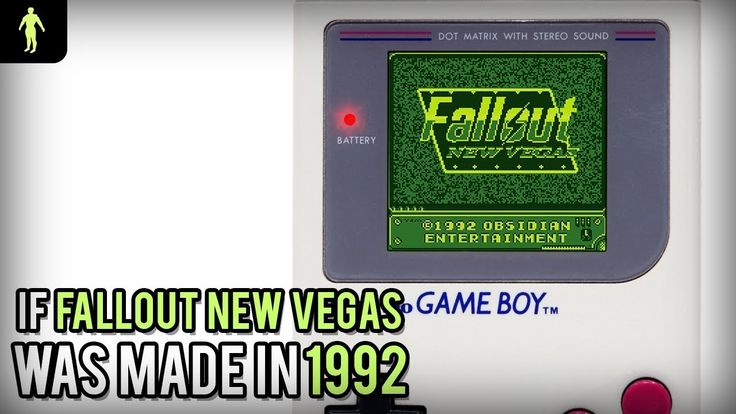 If Fallout: New Vegas was made in 1992