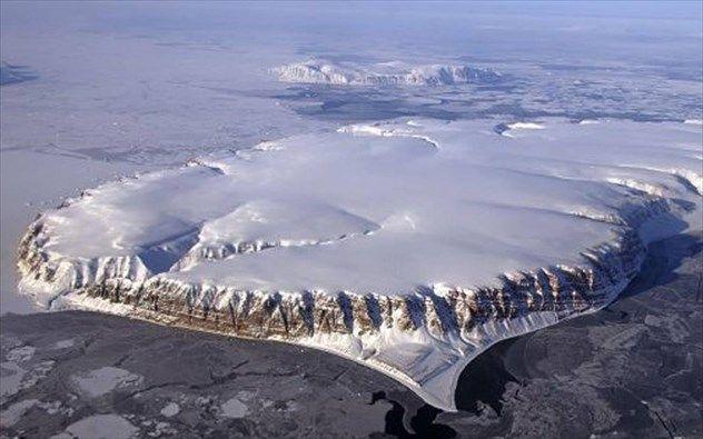 Greenland, Arctic Circle. - Corfu Weather & News: Γροιλανδία: Γεωγραφία και κλίμα