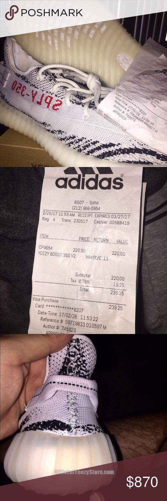 Adidas Yeezy Boost 350 V2 Zebra w/ Box and Receipt Priced to sell, in #yeezyboost350v2 #yeezyboost350v2zebra #yeezyboost350v2zebran #yeezyboostlabels #yeezyboost350beluga #yeezyboostmoonrock #lifestyle #gym #nicekicksnmd #freshkicksfriday #nicekicksallday #sneakerheaduk #sneakerheadproblems #nicekicksyeezyboost #sneakerheadsbelike #sneakerheadz #sneakerhead4life #sneakerheadrush #kicksonfìre #sneakerheadcartel #kicksonfirestl