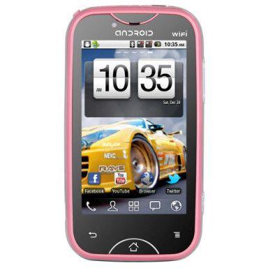 #Vivid_Android_2.3_Phone has 3.2 Inch Touchscreen (Dual SIM WiFi)