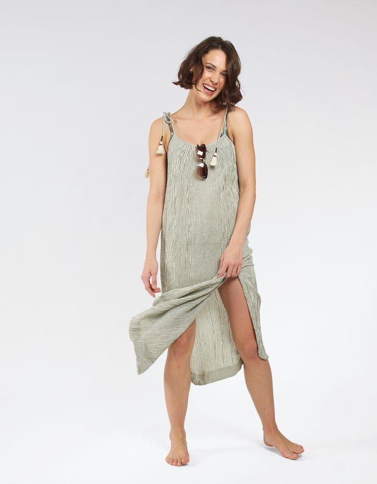 Pentle Tie Top Dress
