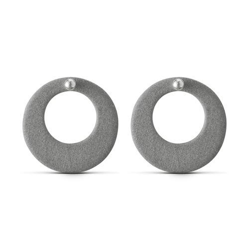 Køb Ditte Fischer cirkel ørestik, grå, online her. På lager, hurtig levering, sikker e-handel og fuld returret.