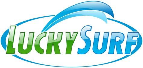 luckysurf-logo loterie gratuite