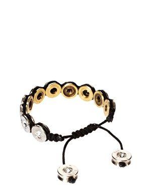 Love Bullets Drawstring Bullet Bracelet - $84.85
