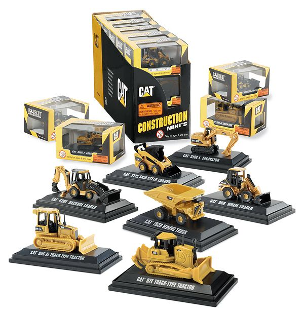 Construction Norscot 55429 Case Caterpillar