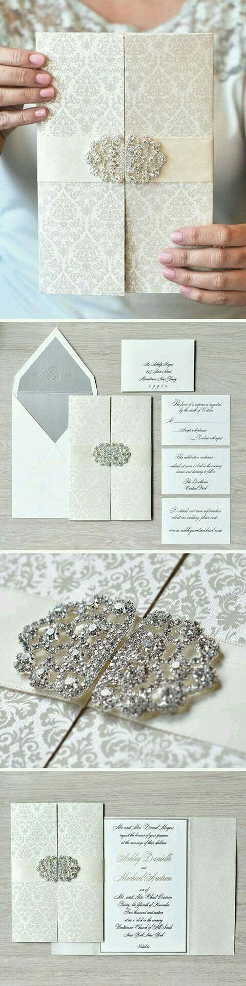 15 Best Invitations Images On Pinterest Card Wedding Wedding