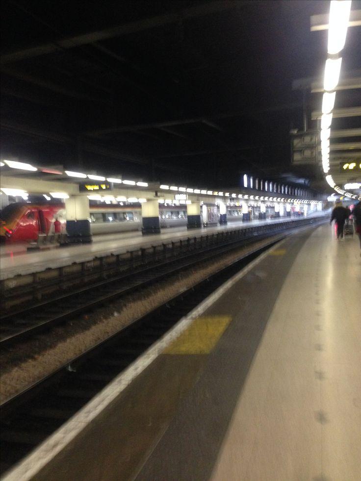 Euston London