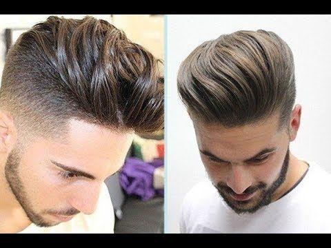 Pin En Peinado Hombre