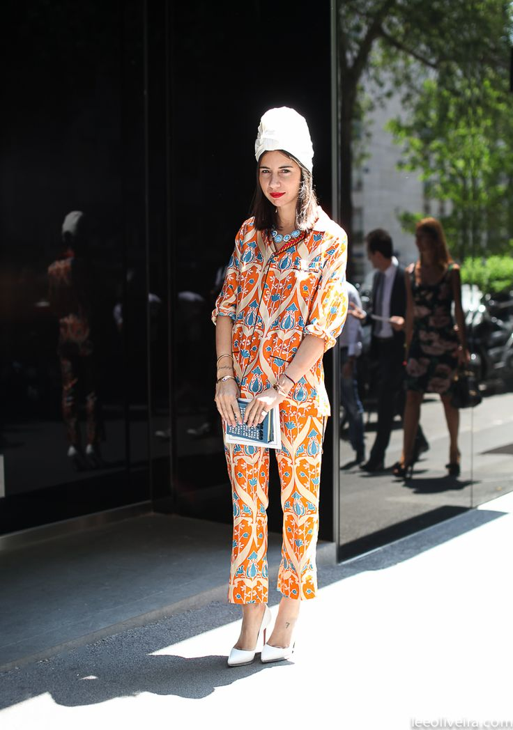 Fashion: Street Style Milan