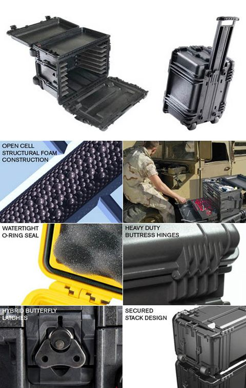 Military Grade 0450 Mobile Tool Chest
