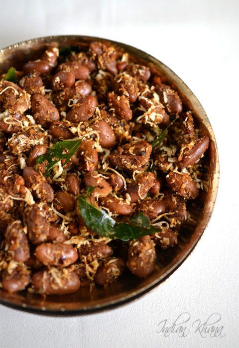 Rajma Masala Sundal | Navratri Sundal Recipes   Easy, flavorful, spicy and filling rajma (red kidney beans) sundal or salad.  Perfect for Navratri Naivedyam or even as snack.