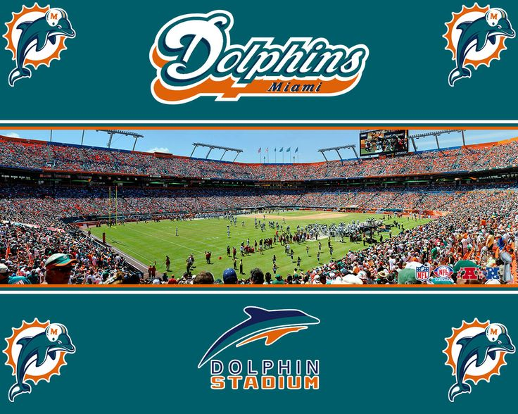Miami Dolphins Stadium Wallpaper