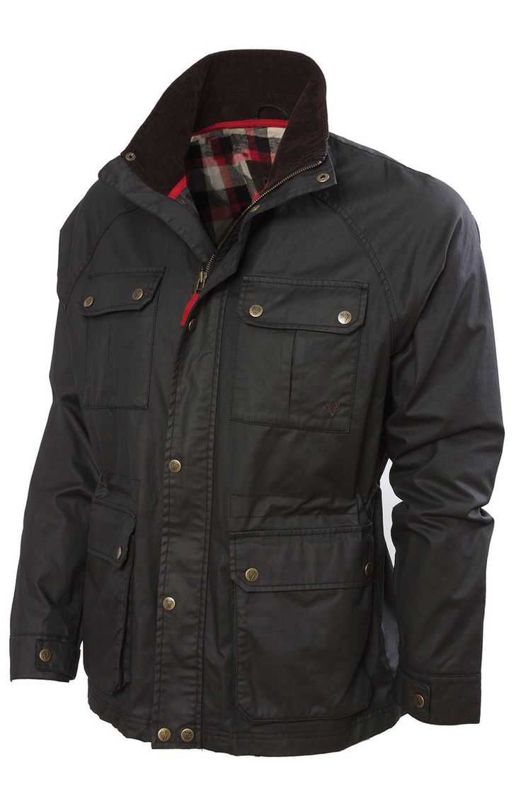 Vedoneire - A Mens Wax Jacket (3050) in Black or Brown, £99.99 (http://www.vedoneire.co.uk/a-mens-wax-jacket-3050-in-black-or-brown/)