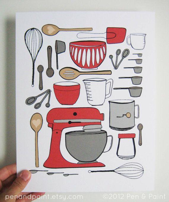 Kitchen Art Logo: 17 Best Images About Bakery Branding. On Pinterest