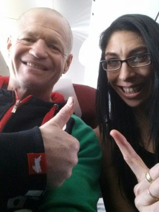 PNBA Pro Rose Black and I on the way to the USA for the INBA Olympia!