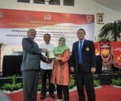 Penguatan DPD RI Sebagai Kekuatan Penyeimbang Dalam Parlemen Indonesia