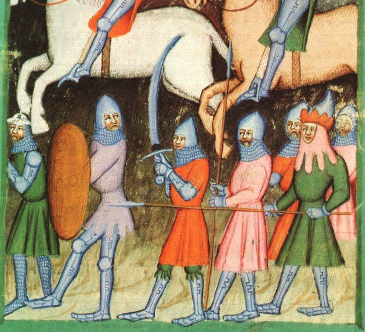 Bible Václava IV. Konec 14. století.